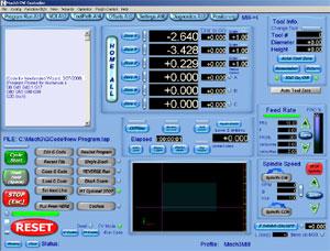 6 Axis Screen