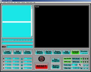 Aqua Screenset