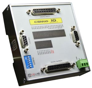 CSMIO-IO Expansion Module (additional I/O for CSMIO/IP-S-A)