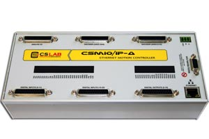 CSMIO/IP-A 6 Axis Analog Ethernet Motion Controller