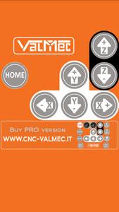 Valmec Mach3 Control