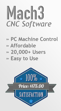 Mach3 CNC Software